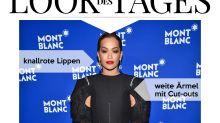 Look des Tages: Rita Ora im Avantgarde-Look