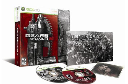 Black Friday Giveaways (part 8): Gears of War 2 Limited Edition bundle