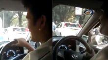 Bengaluru Cab Driver Startles Passengers by Speaking Fluent Sanskrit