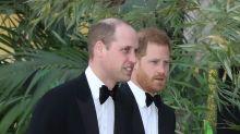 Zwischen Prinz Harry und Prinz William soll Eiszeit herrschen