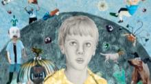 Niño con autismo publica su primer libro de cuentos