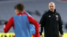 Wales caretaker boss Page says he is in full charge in Giggs' absence