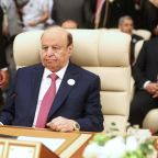 Yemen's president tells army to be on alert after camp attack kills 79