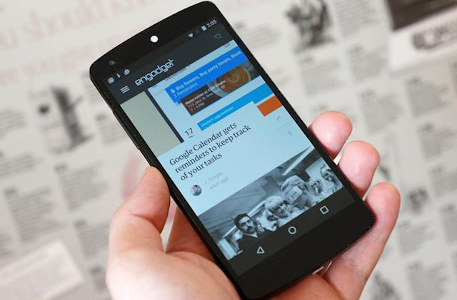 Android Chrome might move search bar to screen bottom