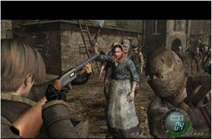 Party like it's 2005 with more Resident Evil 4 trailers