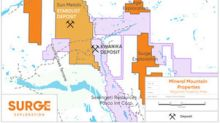 Surge Exploration 2019/2020 Plans Include a Focus on BC Gold