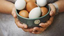 Warum stehen Eier im Supermarkt nicht im Kühlregal?