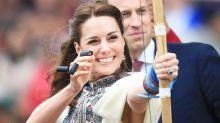 皇室成員真的不易當!凱特皇妃從來不塗指甲油,原來是因為這個原因!