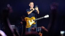 Died and gone to heaven? No, that's air pollution Bryan Adams