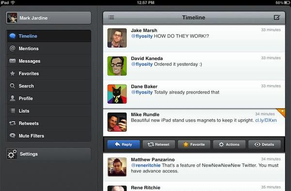 Tweetbot for iOS updated with iCloud syncing of timelines and more across devices