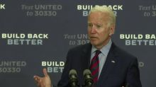 Anybody found that plane of thugs yet? -Biden