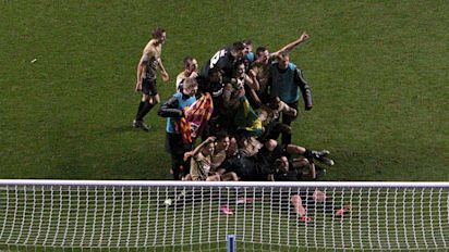 On this day in 2013: Lowly Bradford stun Villa and seal a trip to Wembley