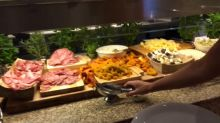 Take a tour of one of Las Vegas' biggest and best buffets