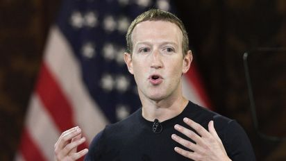 Facebook CEO defends letting politicians lie in ads