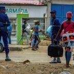 Angola deploys emergency police, armoured vans to enforce lockdown