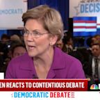 Elizabeth Warren Gets In One More Savage Bloomberg Burn After The Debate