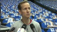 Sources: Magic to send second-round pick to Toronto as compensation for hiring Jeff Weltman