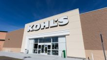 Why Kohl's Shares Were Gaining Today