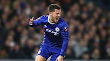 Why do you want to put me in s**t? - Chelsea star Hazard laughs off Madrid link