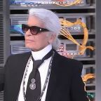 Karl Lagerfeld Dead at 85: Kim Kardashian, Gigi Hadid and More Stars React