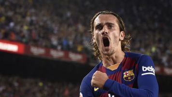 VIDEO - Pour sa première au Camp Nou, Griezmann s'offre un doublé