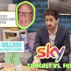 Business + Coffee: Comcast vs Fox, Twitter profit, College Basketball Commission