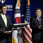 U.S., South Korea resume defense cost-sharing talks amid protests of 'robbery'