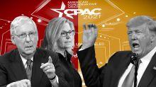 CPAC 2021: Who won the Republican civil war?