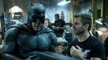 Zack Snyder had a weird cameo in Batman V Superman