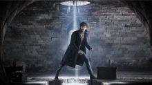 Eddie Redmayne Faces the Dark Arts in 'Fantastic Beasts' Sequel Footage