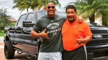 The Rock's Tale About His Christmas Gift to His Uncle Tonga Is a Future Holiday Classic