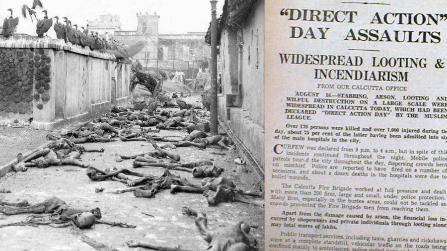 Looking back at the blood-curdling Calcutta Killings of 16th August 1946