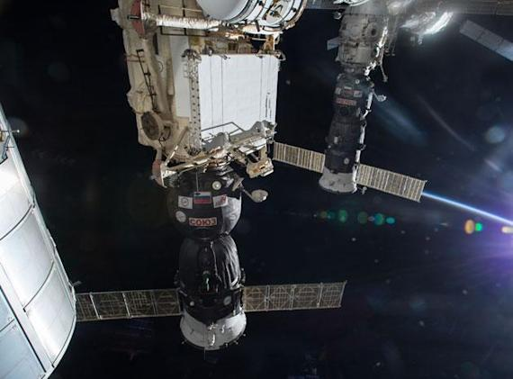 Russia's latest ISS supply ship is spinning out of control