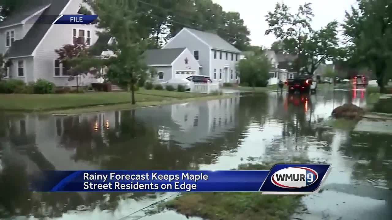 Constant flooding keeps Maple Street residents on edge [Video]