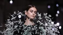 Cindy Crawford's teenage daughter Kaia Gerber graces cover of British Vogue