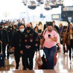 Americans ignore coronavirus warnings as millions travel home for Thanksgiving
