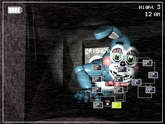 Animatronics stalk Steam again in Five Nights At Freddy's 2