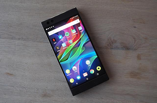 Razer Phone review: A tough sell, even if it's great for gamers