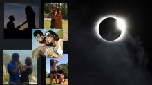 Will you marry me? Total solar eclipse was the perfect backdrop for proposals across the country