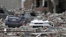 Tornado stuns Iowa town but residents say they'll rebuild