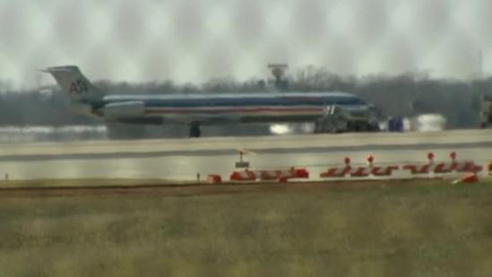 Flight makes emergency landing in Oklahoma City