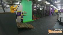 【奧運站】一站式室內運動樂園 —「SuperPark」