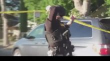 'Officer down! Officer down!' Chilling footage reveals deadly shootout in Sacramento