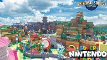 Japan's Super Nintendo World theme park area to open its doors in spring 2021