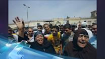 Supporters Of Egypt's Mubarak Await His Release