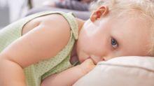 Descubre por qué tu niño se chupa el dedo