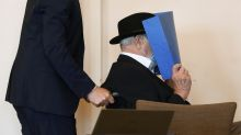 German court convicts former concentration camp guard, 93