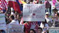 May Day march downtown for immigration reform