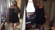 Grandma and granddaughter will rock same dress to family wedding
