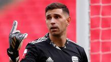 Emiliano Martinez en route vers Aston Villa